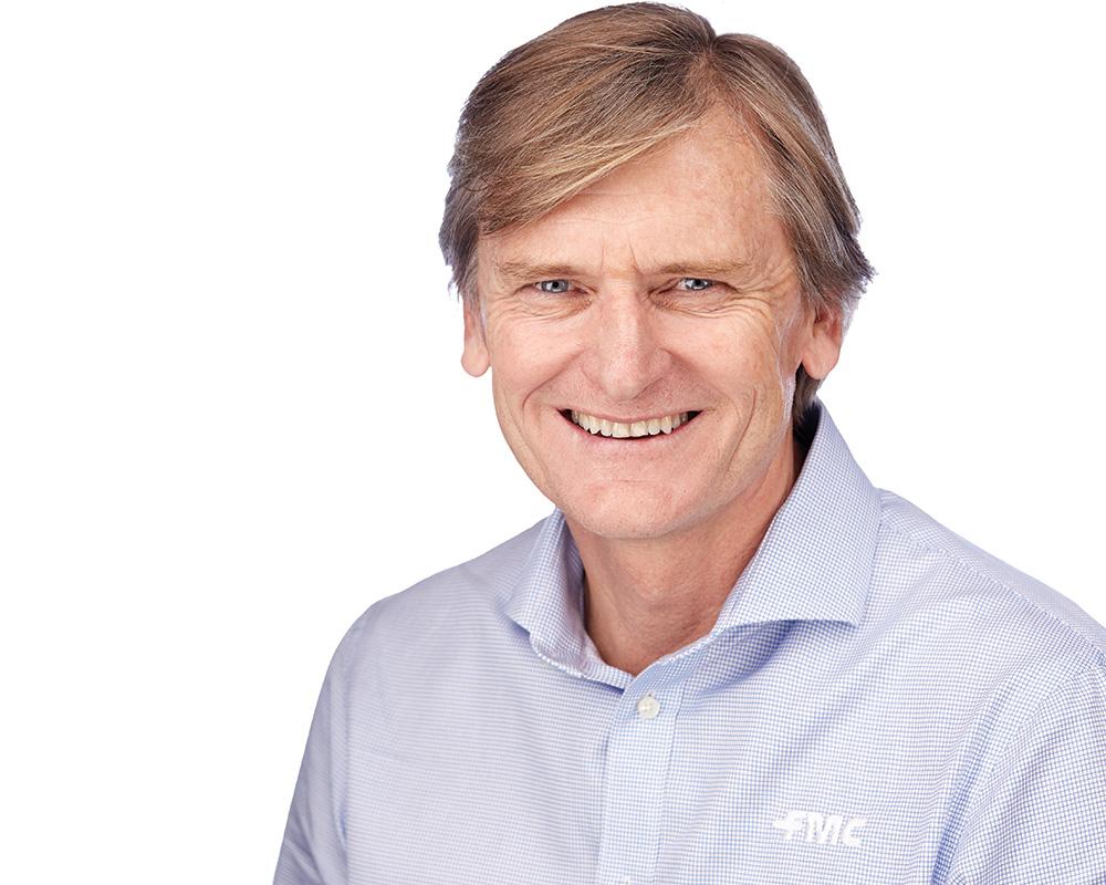 FMC Australia Head of Sales George Saville