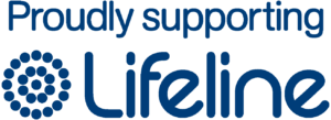 Proudly Supporting Lifeline Logo
