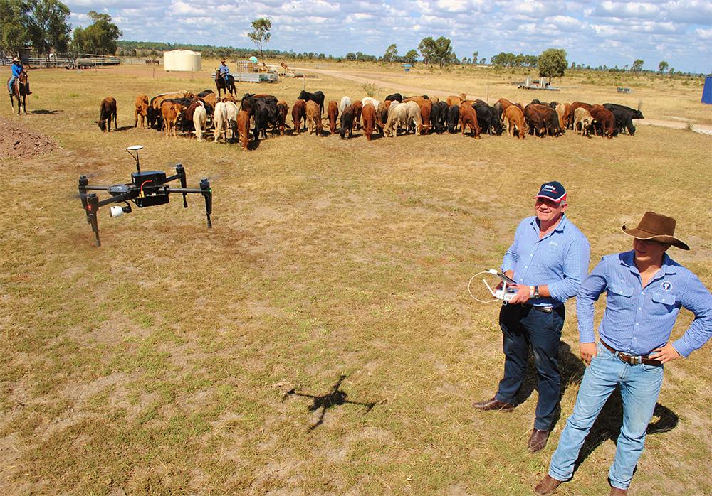 Drone Insurance - Ruralco Precisionhawk Drone Demonstration