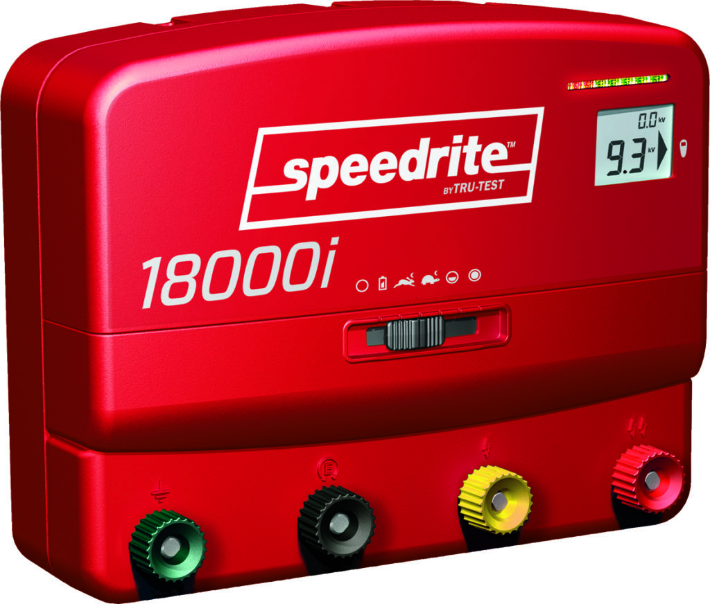 SPEEDRITE SPE 18000i Electric Fence Energiser