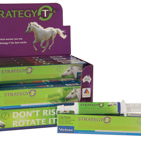 Virbac Strategy T Horse Injections
