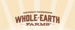 Whole Earth Farms Logo
